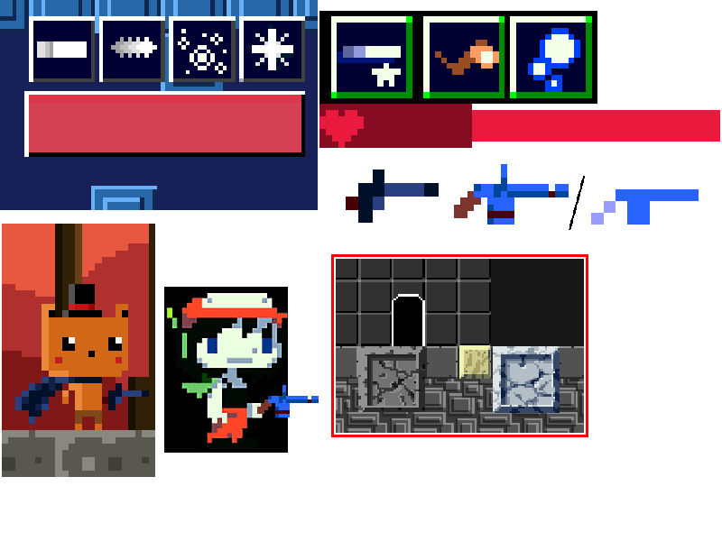 cave story how to change language