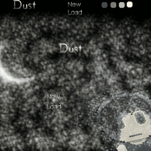 2nd Dust Title Screen