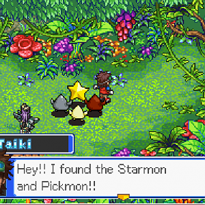 *when you find starmon and pickmon