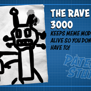 Invention - The Rave Maker 3000 - By Polar