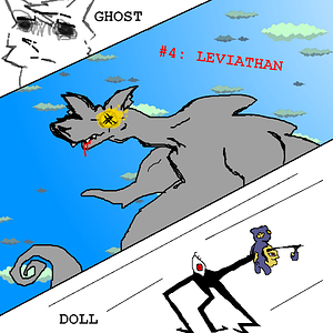 NUMBER FOUR OF NINE: LEVIATHAN